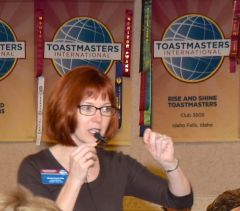 Toastmastersspeaking