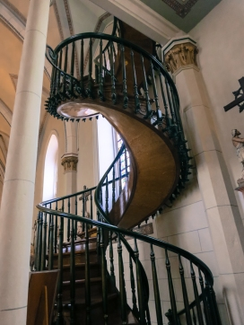 Churchstaircase