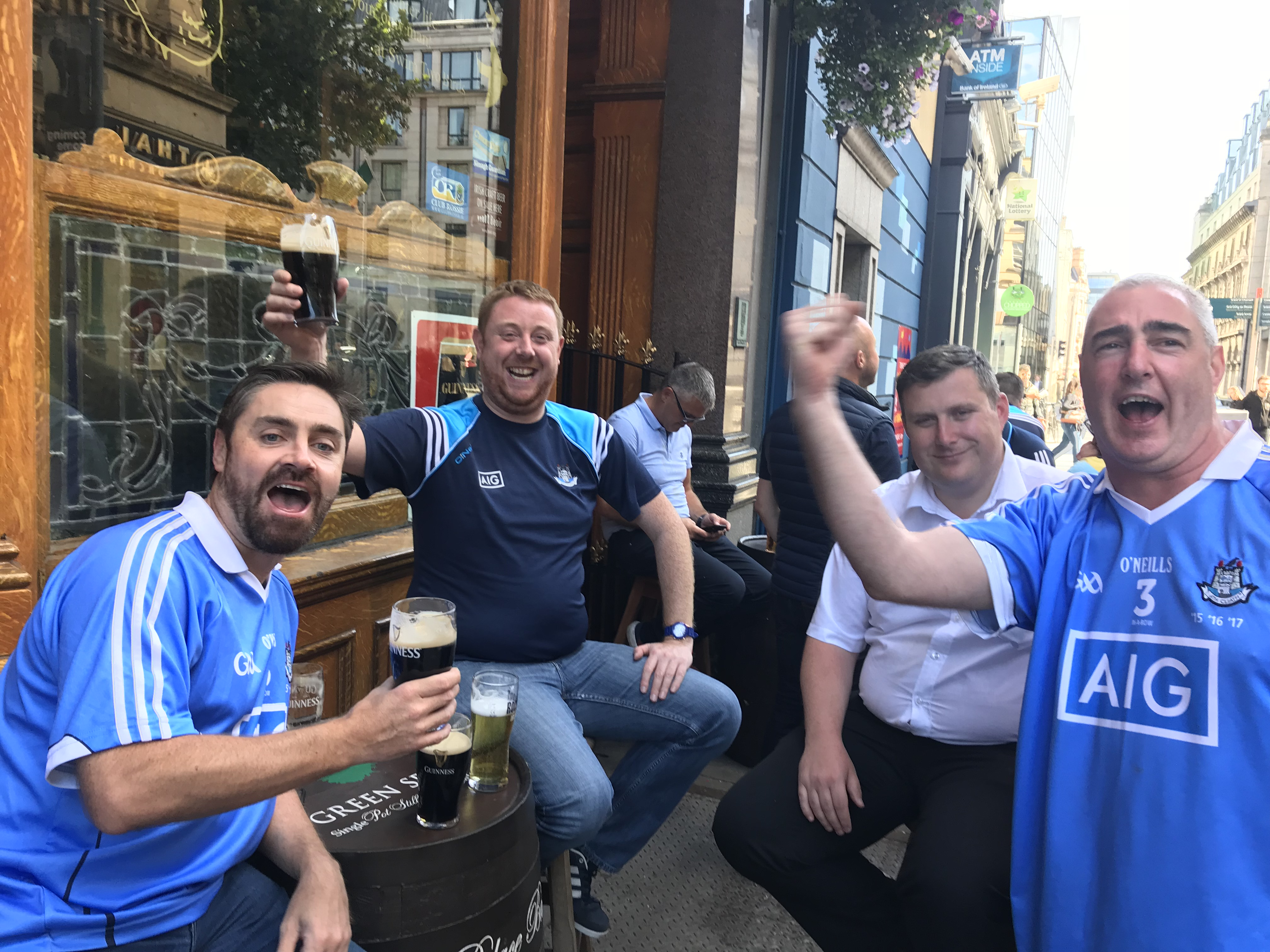 DublinFootballHappy