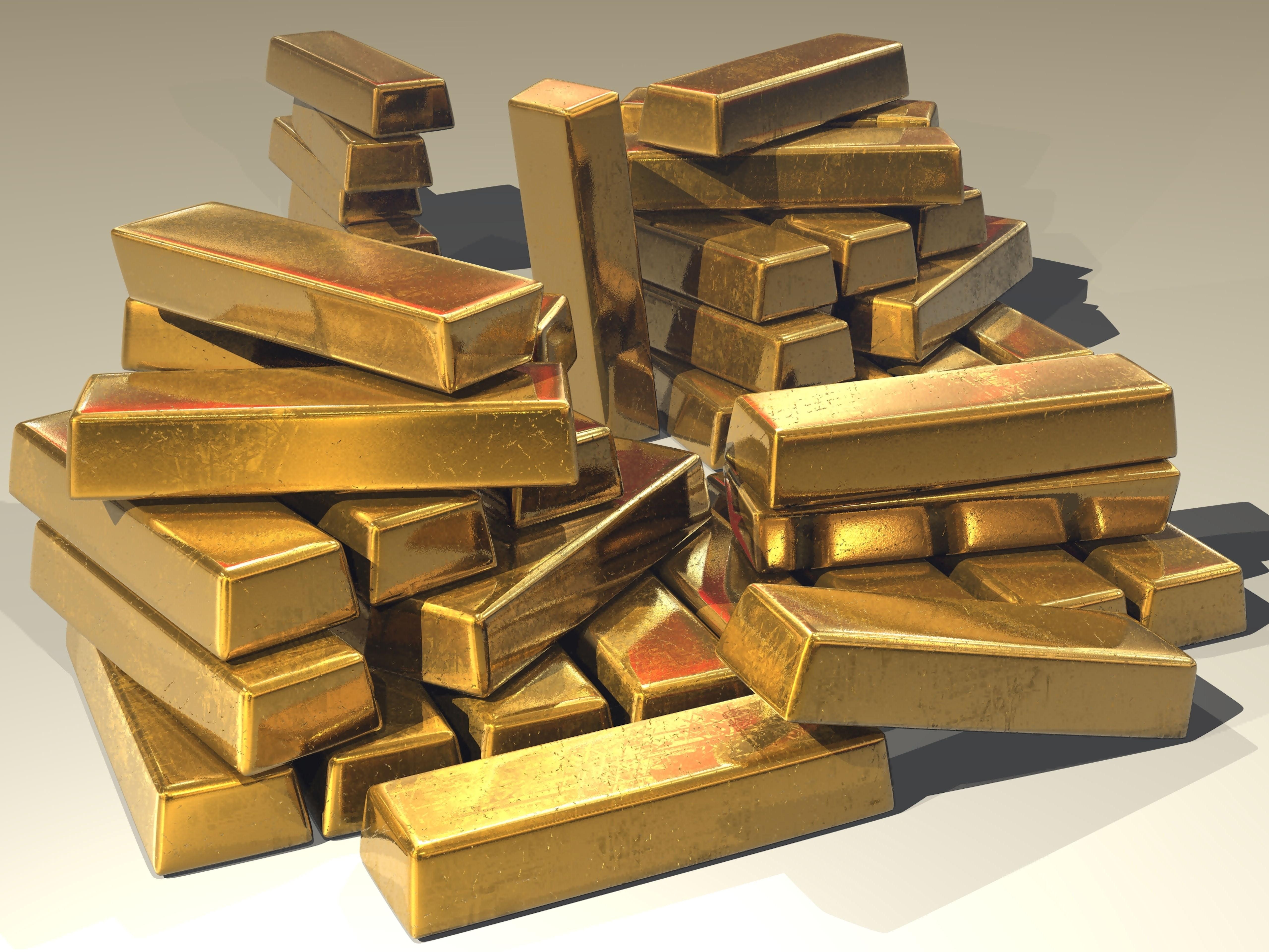 bullion-gold-gold-bars-47047
